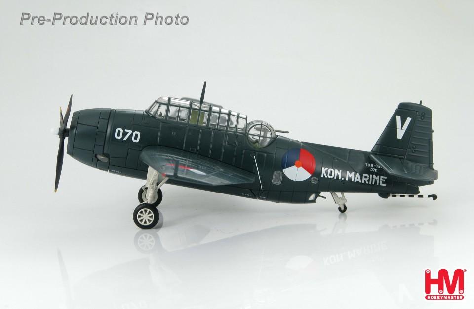 HA1213 Grumman TBM-3E2 Avenger ' Dutch Navy'