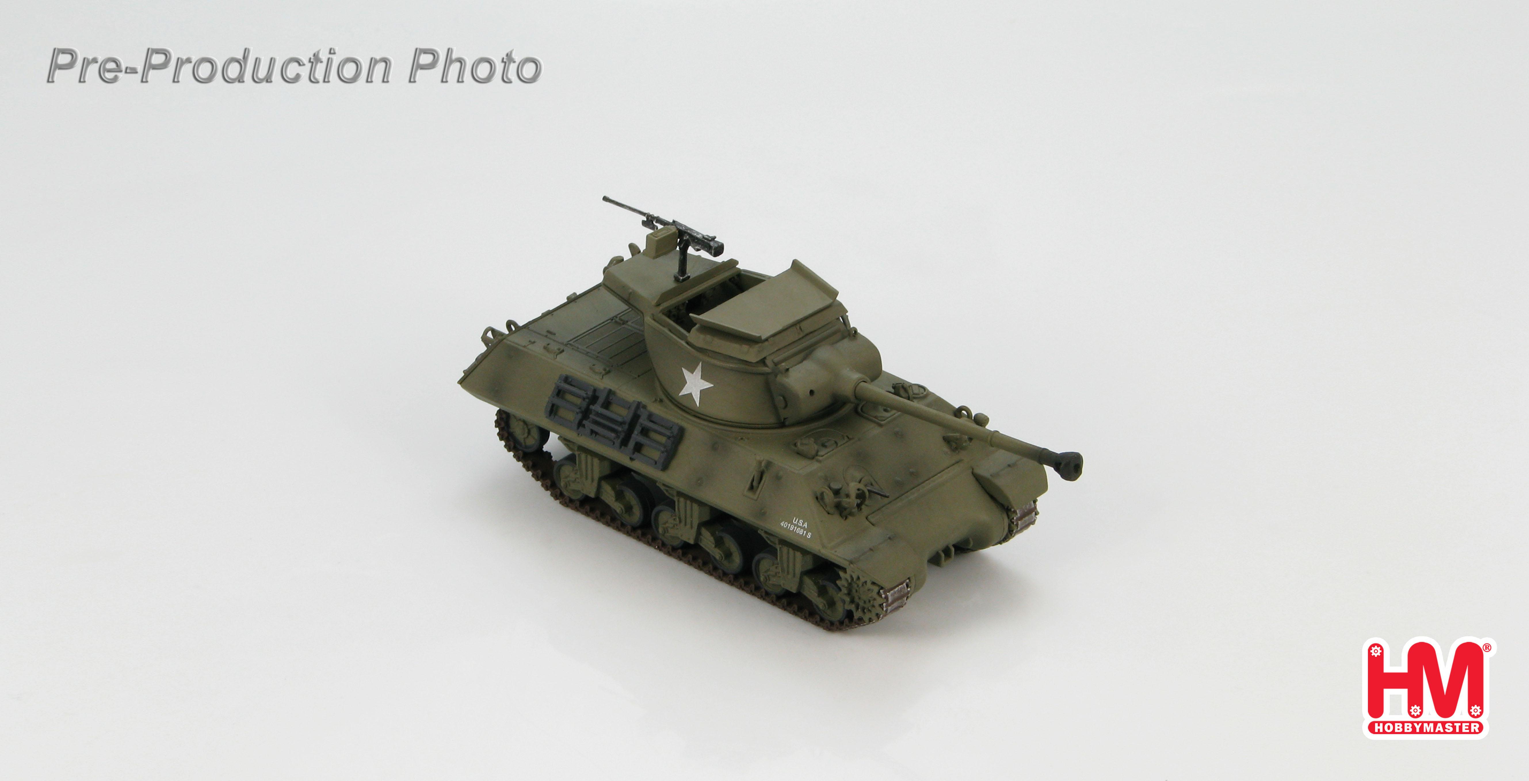 HG5403 Hobbymaster US M36 Jackson Gmc Tank Destroyer Korean War