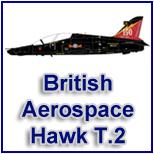 British Aerospace Hawk T.2