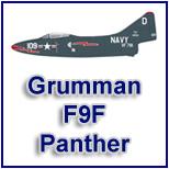 Grumman F9-F Panther