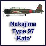 Nakajima Type 97 Kate