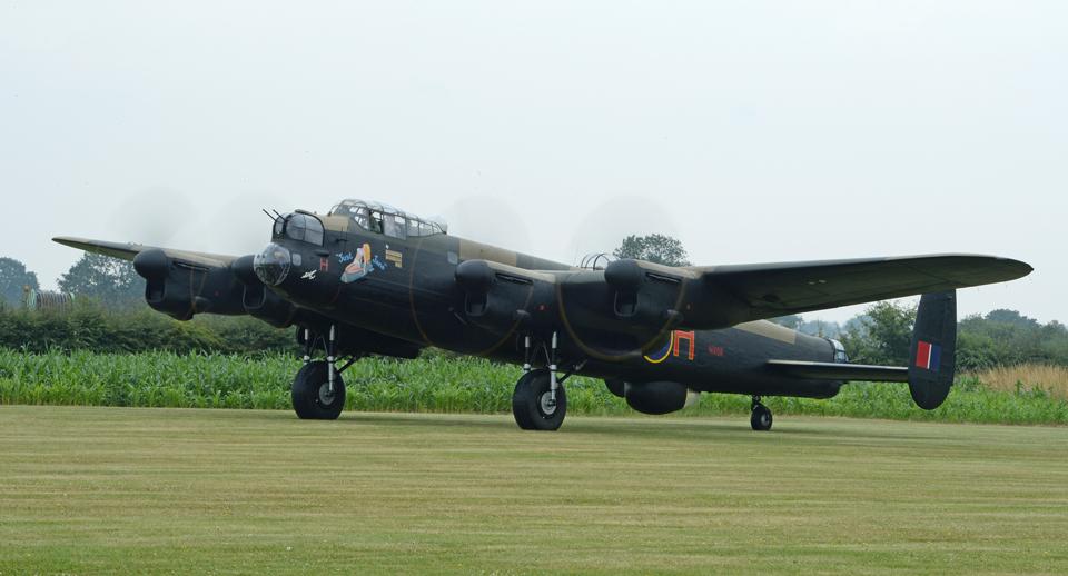 Canadian Warplane Heritage Museum's Avro Lancaster