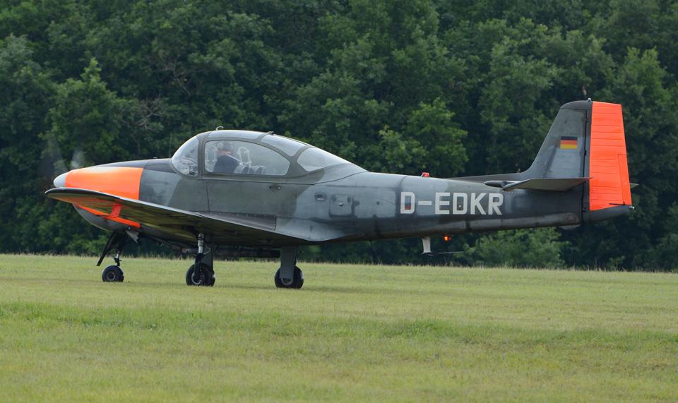 Post War Luftwaffe Focke Wulf - Focke Wulf P149D Trainer D