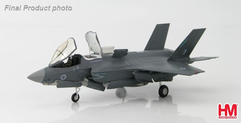 HA4604 Lockheed F-35B ZM135, Royal Air Force, Edwards AFB £52.50 (RRP £62.00, SAVING £9.50)