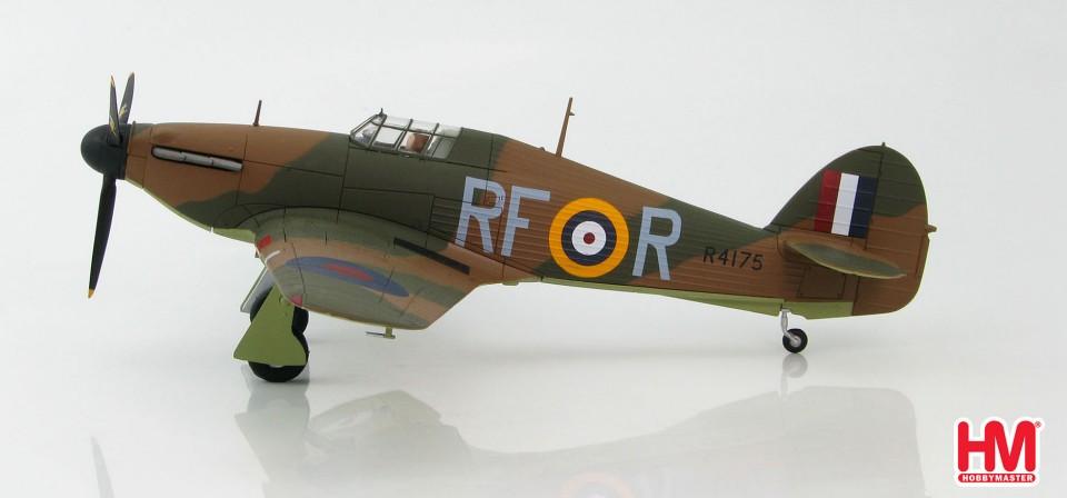 HA8601(DEF) Hawker Hurricane Mk.I R4175, Sgt. J. František No.303 (Polish) Sqn. RAF Northolt, Sept 1940
