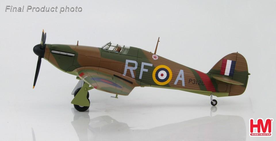 "HA8605 Hawker Hurricane Mk.I RF-A, Flg Off Z K Henneberg 303 ""Polish Sqn"", Northolt, Sept 1940 Battle of Britain ONLY 300 WORLDWIDE EDITION !"