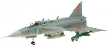 AV7242002 – 1/72 SAAB VIGGEN JA37 4/52 SWEDISH AIR FORCE
