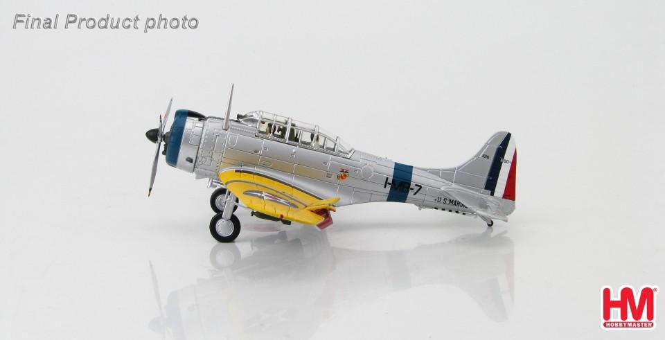 HA0172 Douglas SBD-1 BuNo 1616, VMB-1, US Marine Corps, Quantico, 1940