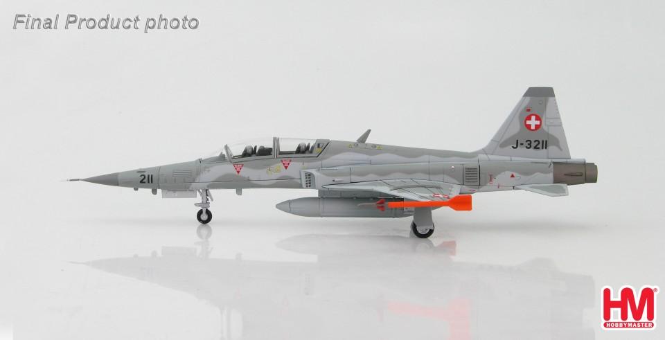 HA3354 Northrop F-5F Tiger II J-3211, Swiss Air Force, 2014