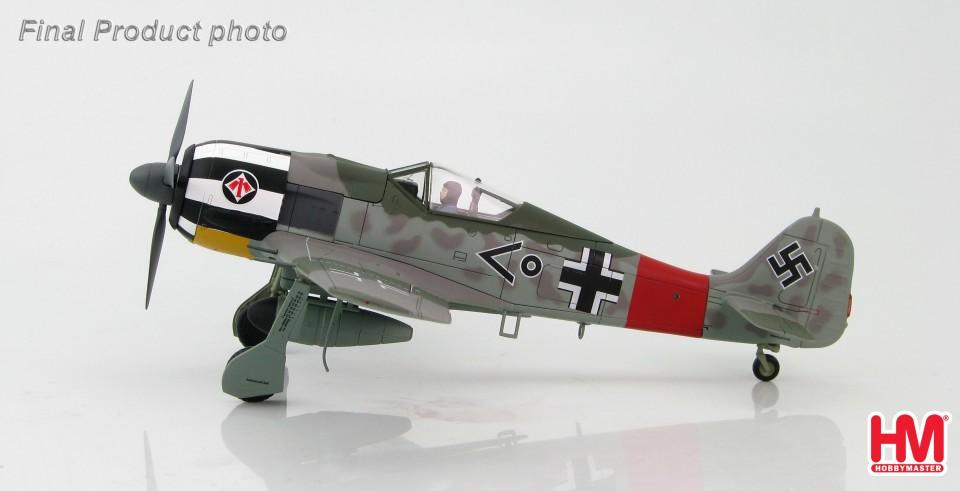HA7418 FW 190A-7 Stab I./JG 1, Oblt. Wilhelm Krebs Dortmund Airfield, Jan. 1944 RRP £64.00