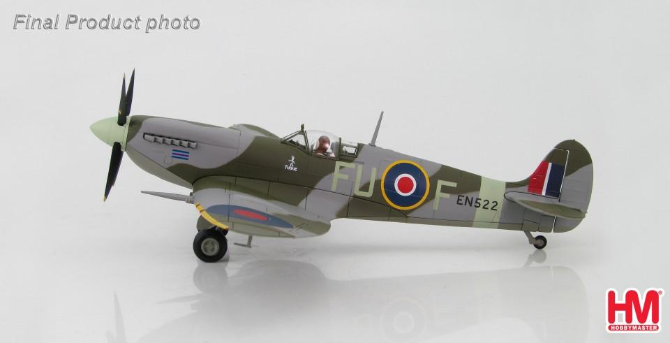 HA8312 Spitfire Mk. IX EN522, Sqn Ldr John Ratten, OC No. 453 Sqn., April 1943 RRP £60.00