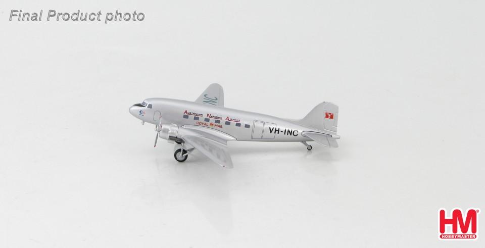 HL1306 Douglas C-47 Dakota VH-INC, Australian National Airways, 1950s-1960s BUY PRICE: £49.99 incl VAT (RRP £64.00, SAVING £14.01) (BUY IT) THIS IS A PRE-ORDER MODEL