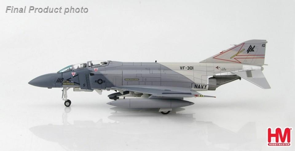 "HA1971 McDonnell Douglas F-4S Phantom II BuNo 155749 VF-301 ""Devil's Disciples"", 1984 £61.99 (incl VAT)"