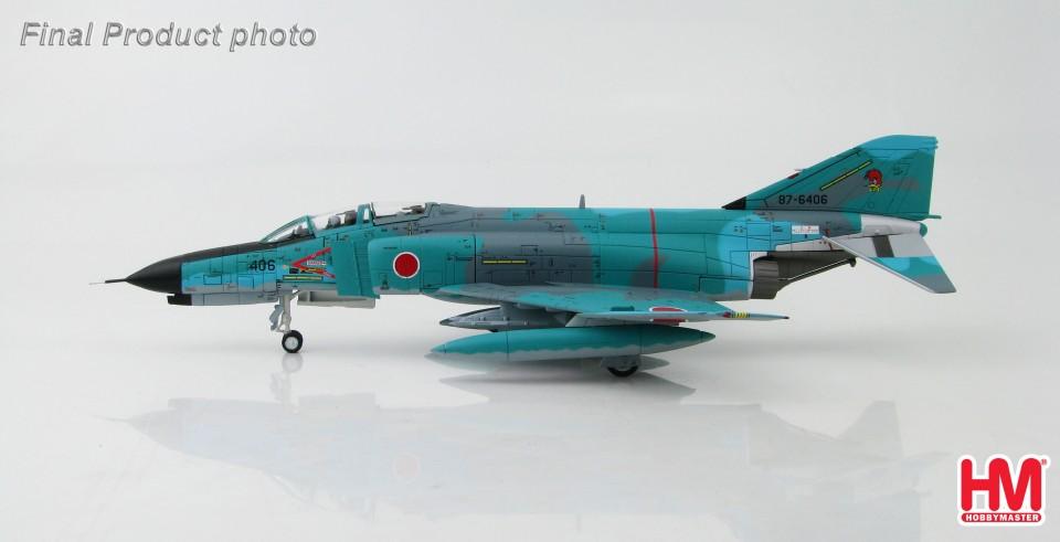 HA1992 Hobbymaster McDonnell Douglas RF-4EJ Kai 87-6406, 501st SQ, JASDF