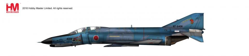 HA1992 McDonnell Douglas RF-4EJ Kai 87-6406, 501st SQ, JASDF