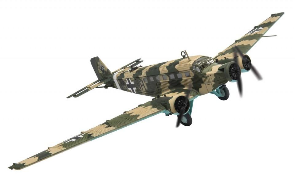 AA36908 Junkers Ju52, 4U+NH 2/KGzbV1 Operation Merkur, Crete 1941