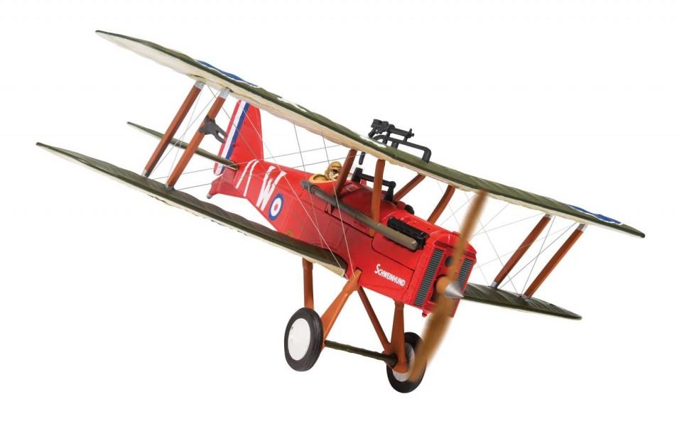AA37707 Royal Aircraft Factory SE5a, C1149/W 'Schweinhund', Capt. Duncan Grinnell-Milne, No.56 Squadron RFC, November 1918