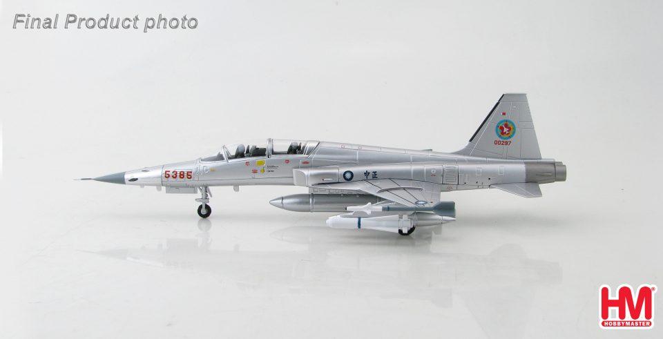 HA3355 Hobby Master ROCAF (Taiwan) Northrop F-5F Tiger II 401st TFW, #5385, Taiwan
