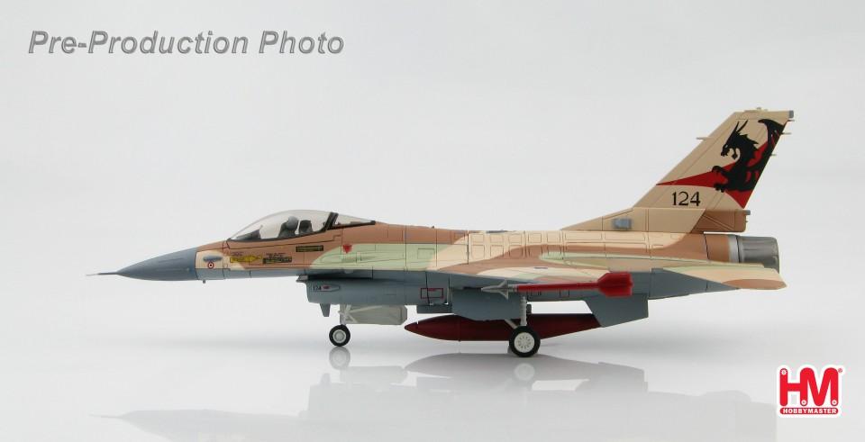 "HA3825 General Dynamics F-16A/Netz No.124, Tayaset 115 ""Flying Dragon Squadron"", 2012"