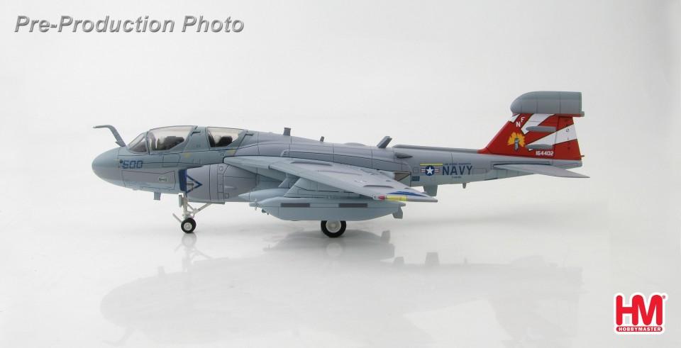 HA5001 EA-6B Prowler 164402, VAQ-136 Gauntlets late 2011
