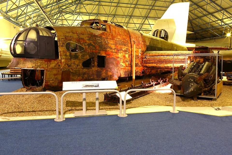 Handley Page Halifax, RAF Museum, Hendon