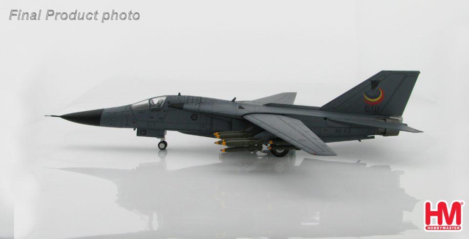 "HA3017 Hobbymaster F-111C Aardvark ""RAAF Farewell"" A8-113, No. 82 Wing, Dec 2010"