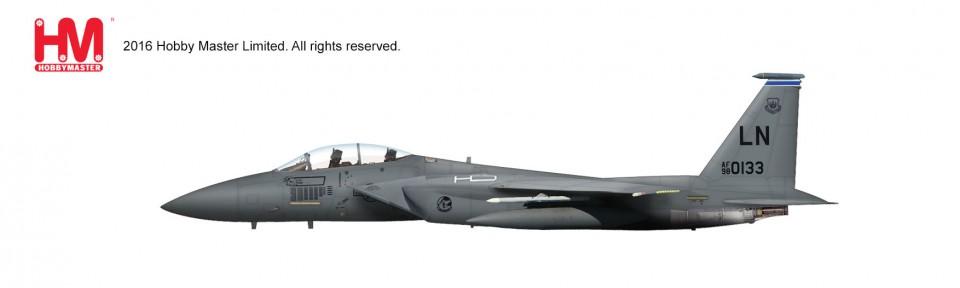 HA4507 Hobbymaster Douglas F15E Strike Eagle 48th TFW RAF Lakenheath