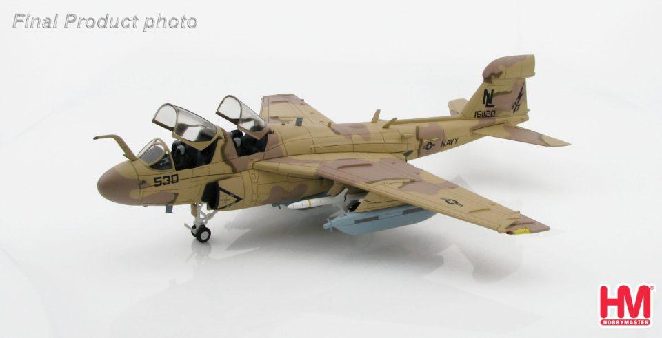 """HA5002 Hobbymaster Grumman EA-6B Prowler 161120, VAQ-133 """"Wizards"""", Bagram Airfield, Afghanistan, 2007"""