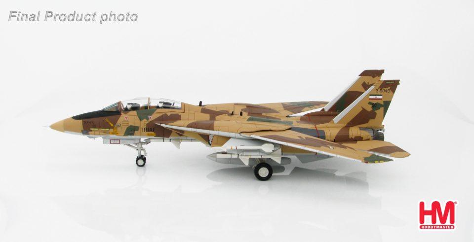 HA5205 Hobbymaster Grumman F-14AM 160347, IRIAF, 2014