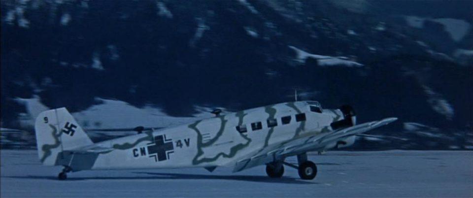 """""""Ju-52 Where Eagles Dare"""""""