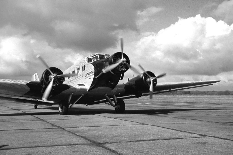 Ju-52 Lufthansa