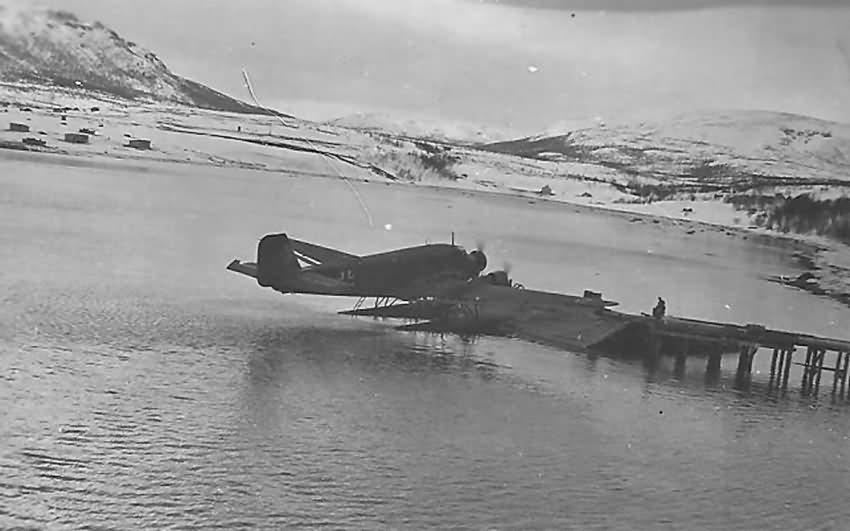 Junkers Ju-52 Kirkenes Norway