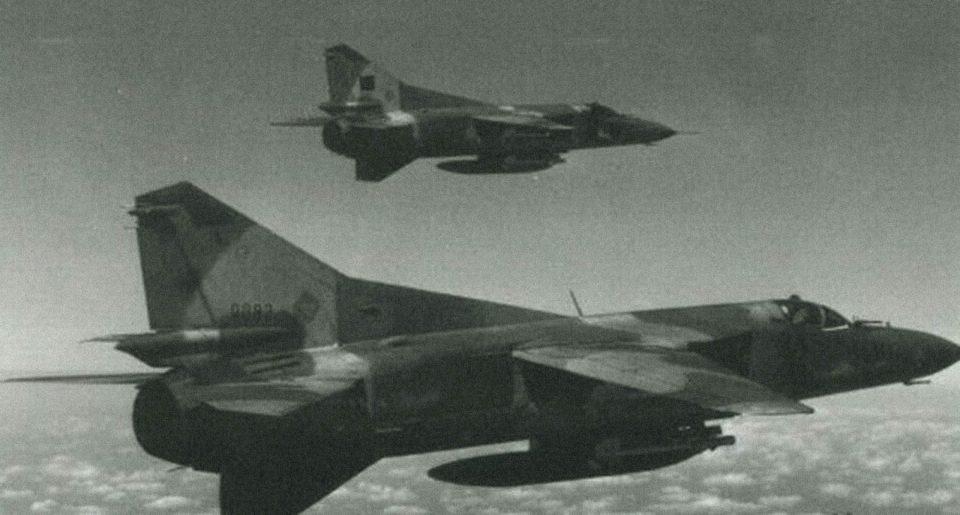 MiG 23 Floggers