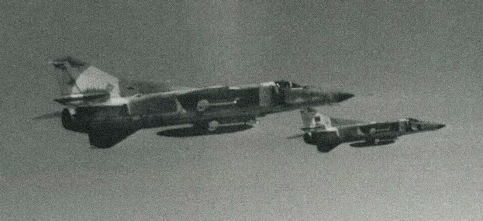 MiG 23 Flogggers