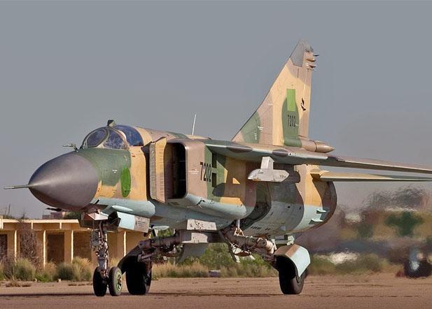 MiG-23ML Flogger-B LARAF 7202