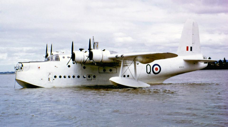 Corgi Aviation Archive AA27502 Short Sunderland Flying Boat