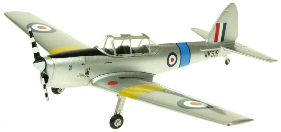 AV7226010 Aviation 72 DHC1 Chipmunk RAF BBMF Coningsby 1994 WK518