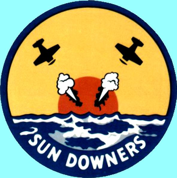 VF-111 squadron patch