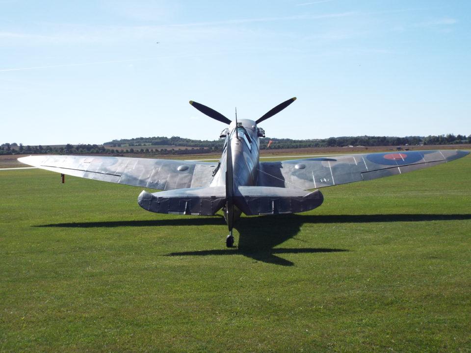 Supermarine Spitfire Mk 1a P9374 Historic Flying Ltd.