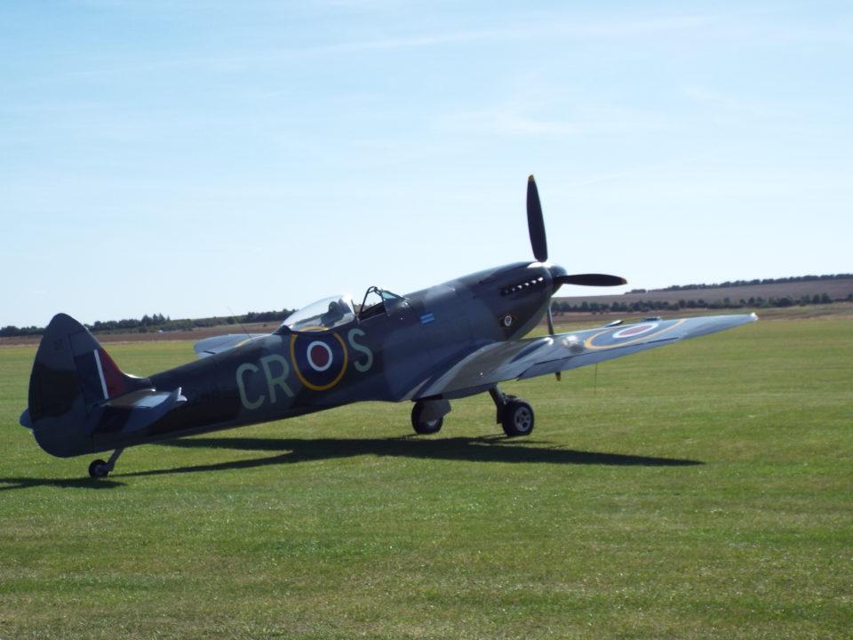 Supermarine Spitfire Mk XVI TD248 Spitfire Ltd.
