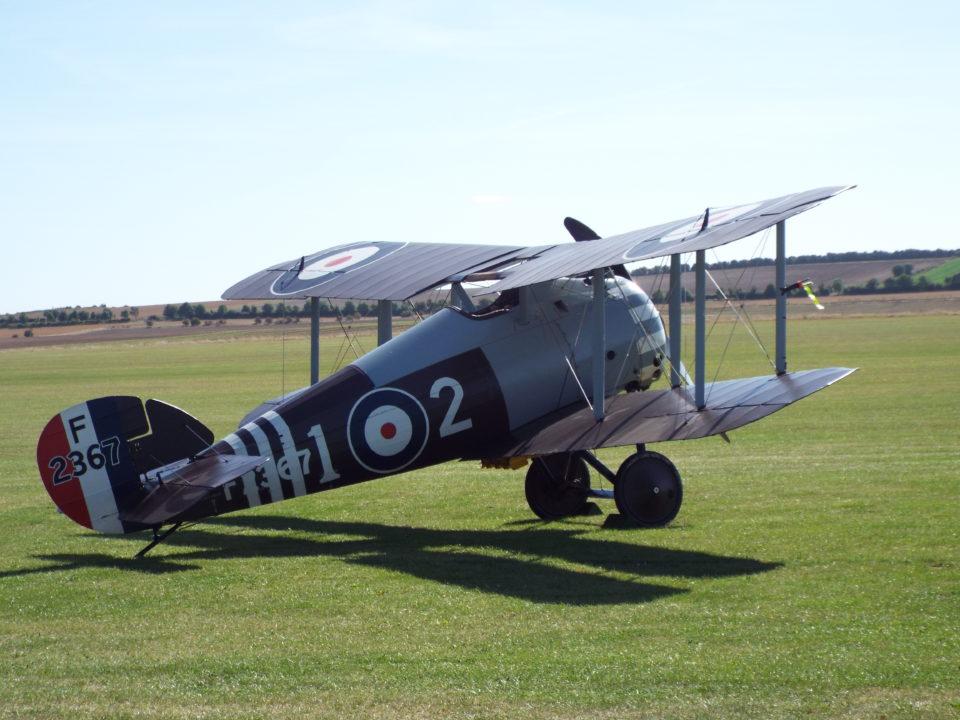 Sopwith Snipe WWI Aviation Heritage Trust