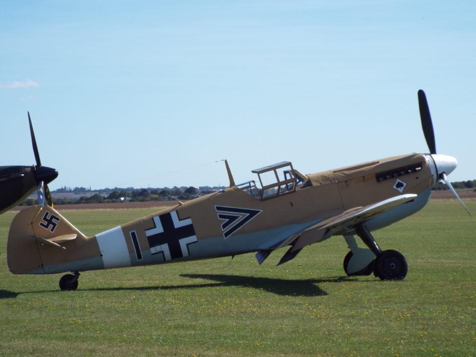 Hispano Buchon (Messerschmitt Bf109)