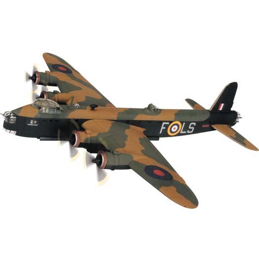 "AA39501 Corgi Aviation Archive Short Stirling B.Mk I RAF No.15 Sqn, N6086 ""MacRoberts Reply"", RAF Wyton, England, October 1941"