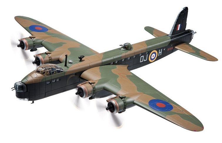 AA39502 Corgi Aviation Archive Short Stirling B.Mk I RAF No.149 Sqn, BF372, Rawdon Middleton, 1942