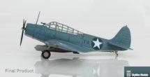 "SM8008 Skymax TBD-1 Devastator BuNo 0308, VT-8,USS Hornet, 4th June, 1942 ""Battle of Midway"""