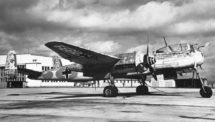 "Heinkel He 219 Uhu (""Eagle-Owl"") ,Hobbymaster News, plus Corgi updates."