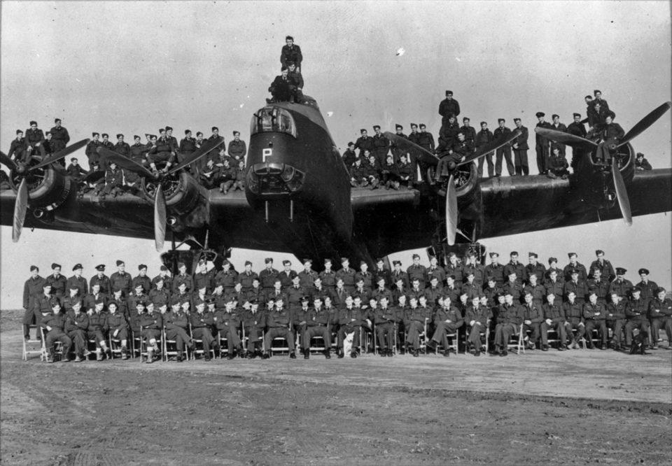 Short Stirling AA P 75 Squadron RNZAF
