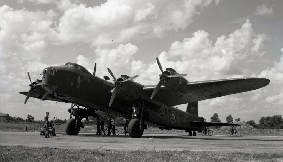 British Short S.29 Stirling Bomber