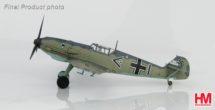 """HA8712 Hobbymaster BF 109E-3 """"Werner Molders"""" Gruppenkommandeur of III./JG 53, May 1940"""