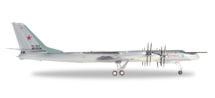 "558204 Herpa Russian Air Force Tupolev TU-95MS ""Bear H"" 184th Guards Heavy Bomber Air Regiment, Engels Air Base ""Sevastopol"""